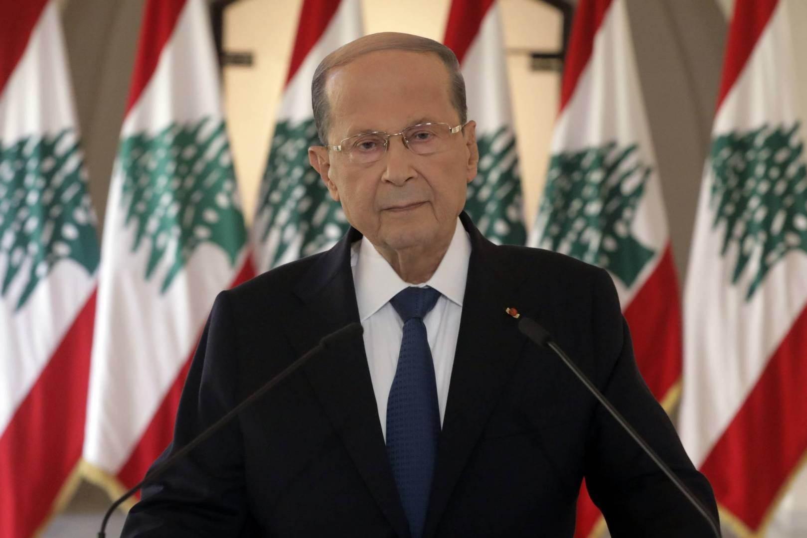 الرئاسة اللبنانية: المطالبة بتحقيق دولي في انفجار المرفأ تهدف لتضييع الوقت