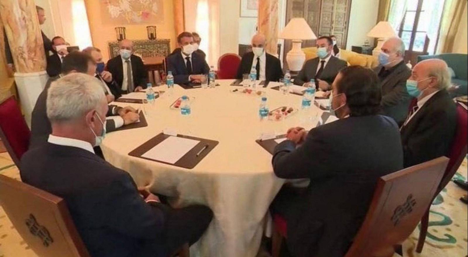 مصادر للميادين: ماكرون أقنع ترامب مرحلياً بالتعامل بواقعية مع التوازنات الشعبية والسياسية في لبنان