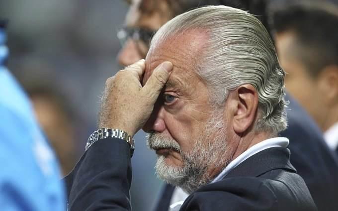 رئيس نادي نابولي أوريليو دي لورينتيس (أرشيف)