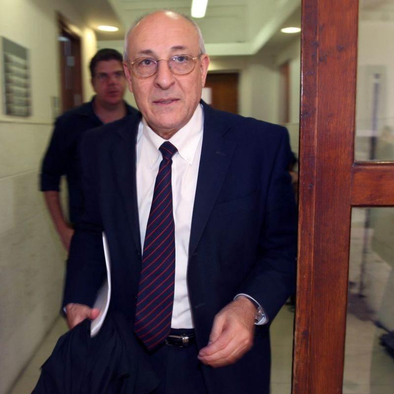المحامي الإسرائيلي إسحاق مولخو