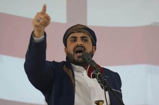 رئيس وفد صنعاء المفاوض محمد عبد السلام.
