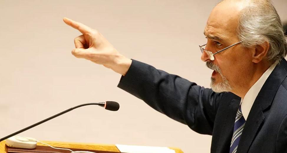 مندوب سوريا الدائم لدى الأمم المتحدة بشار الجعفري (رويترز)