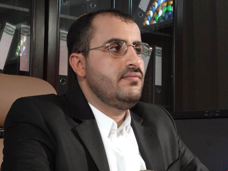 الناطق باسم حركة انصار الله يدعو إلى تحالف إسلامي ضد التطبيع مع