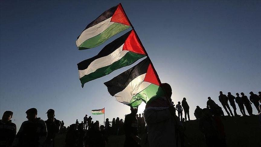 لجان المقاومة في فلسطين: الاعلان الثلاثي