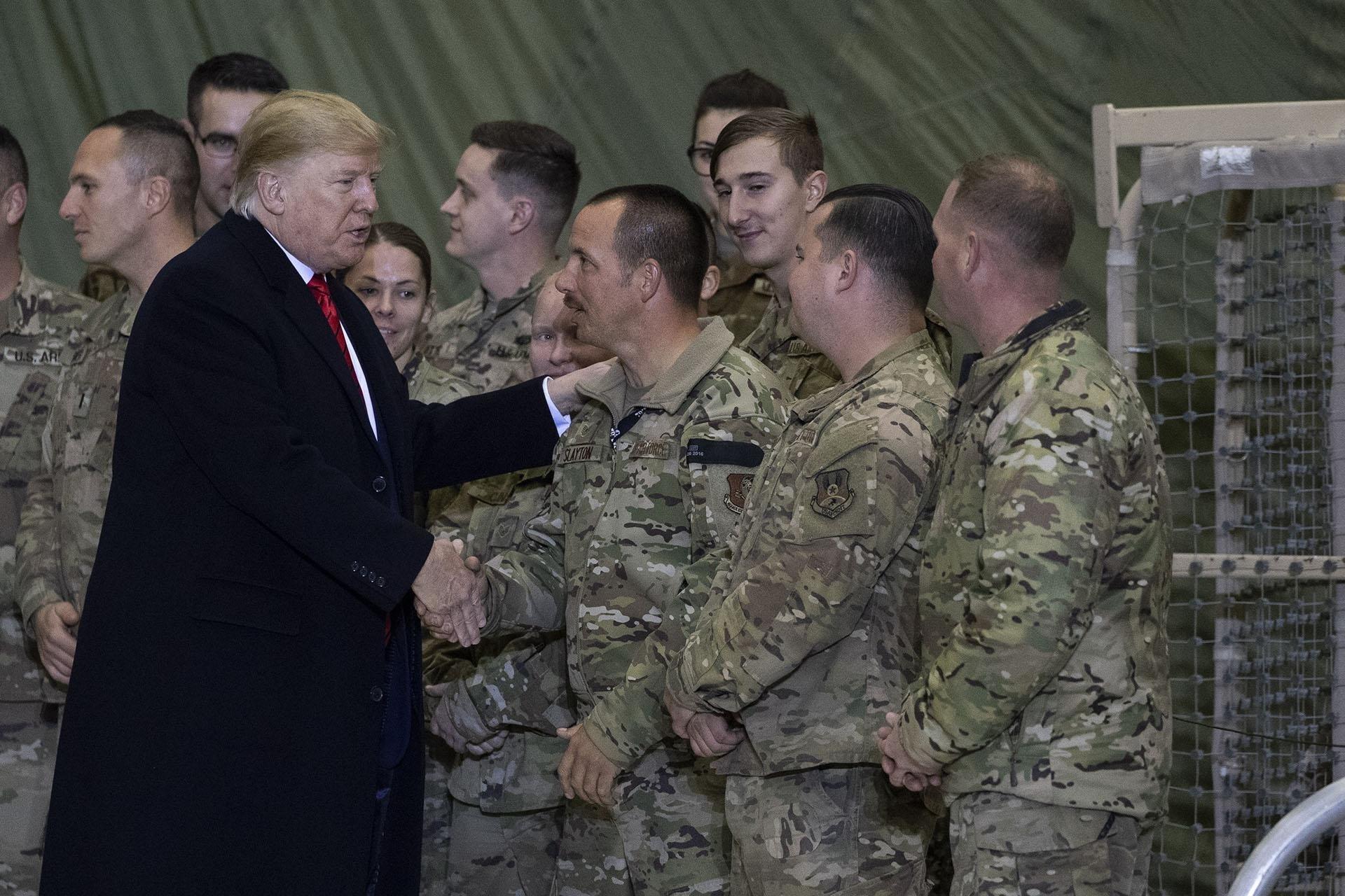 من سوريا والعراق إلى أفغانسان، يجدول الرئيس الأميركي دونالد ترامب انسحاب قواته