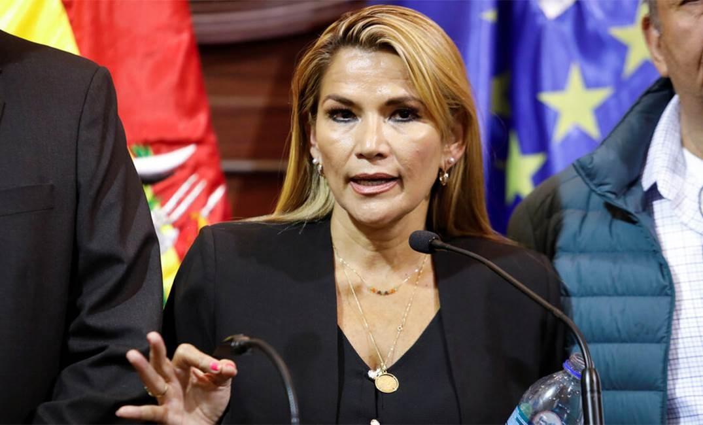 الرئيسة الانتقالية جانين أنييز استخدمت النظام القضائي ضد أكثر من مئة شخص من أنصار موراليس