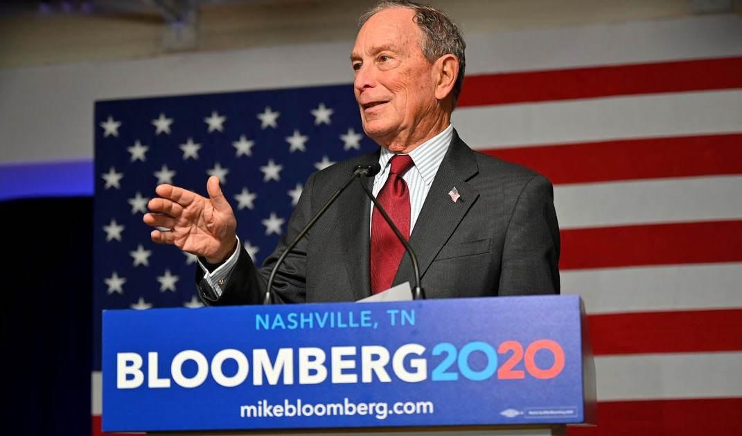 100 مليون دولار من بلومبرغ لحملة بايدن في فلوريدا