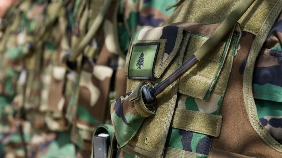 الجيش اللبناني أعلن استشهاد 3 عسكريين وإصابة عسكري آخر بجروح خطرة