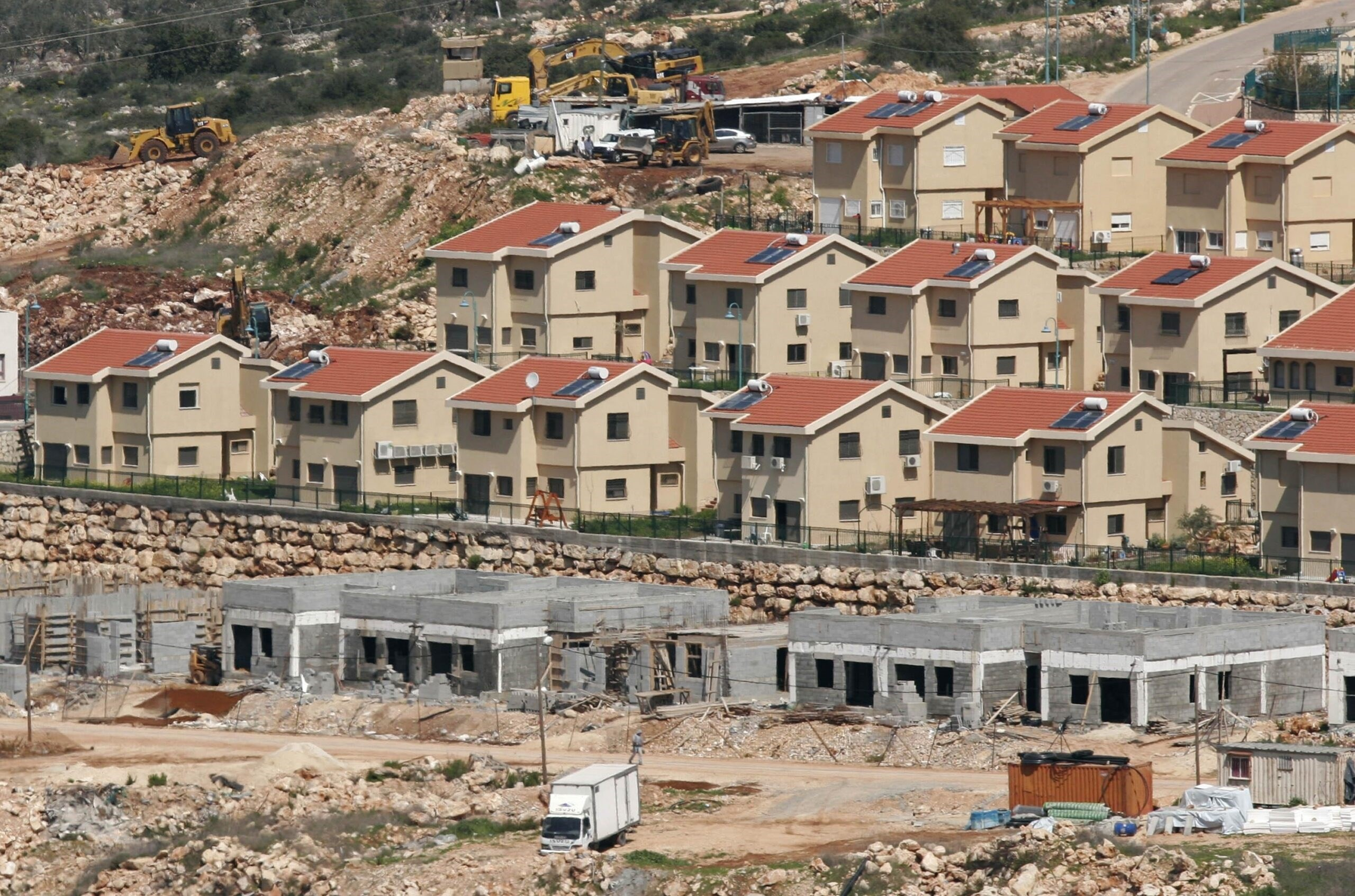 الولايات المتحدة أكدت للإمارات أنها لن تدعم الضم الإسرائيلي قبل عام 2024