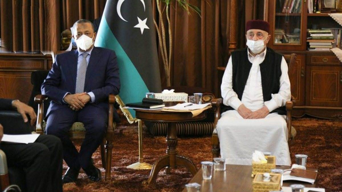 استقالة الحكومة الليبية المؤقتة