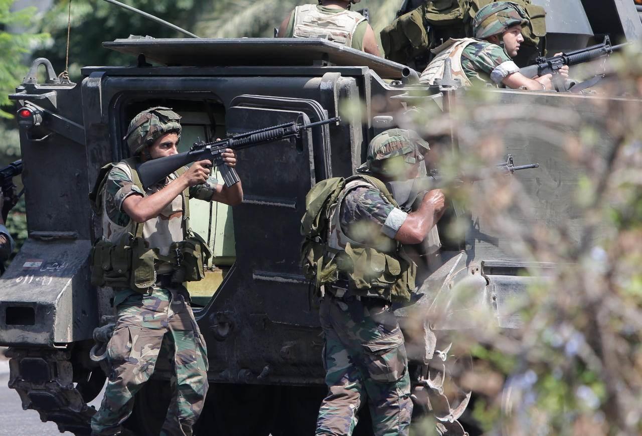 الخلية الارهابية كان يتزعمها الارهابي خالد التلاوي الذي قتله الجيش اللبناني