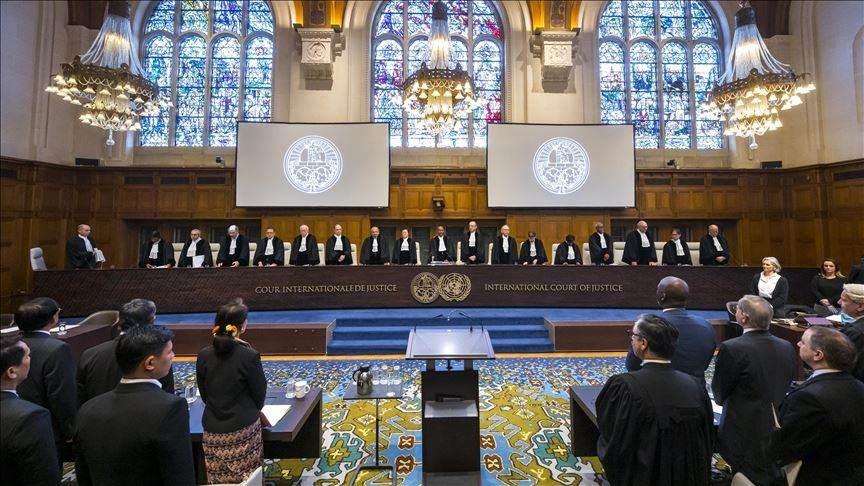 lمثلو واشنطن يعتبرون أن المحكمة لا تتمتع بالاختصاص للحكم في الشكوى التي تقدمت بها إيران عام 2018