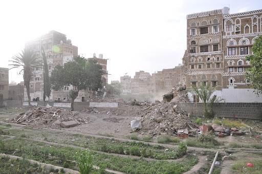 وزارة الصحة تعلن استشهاد أربعة مدنيين وجرح اثنين في غارات للتحالف السعودي