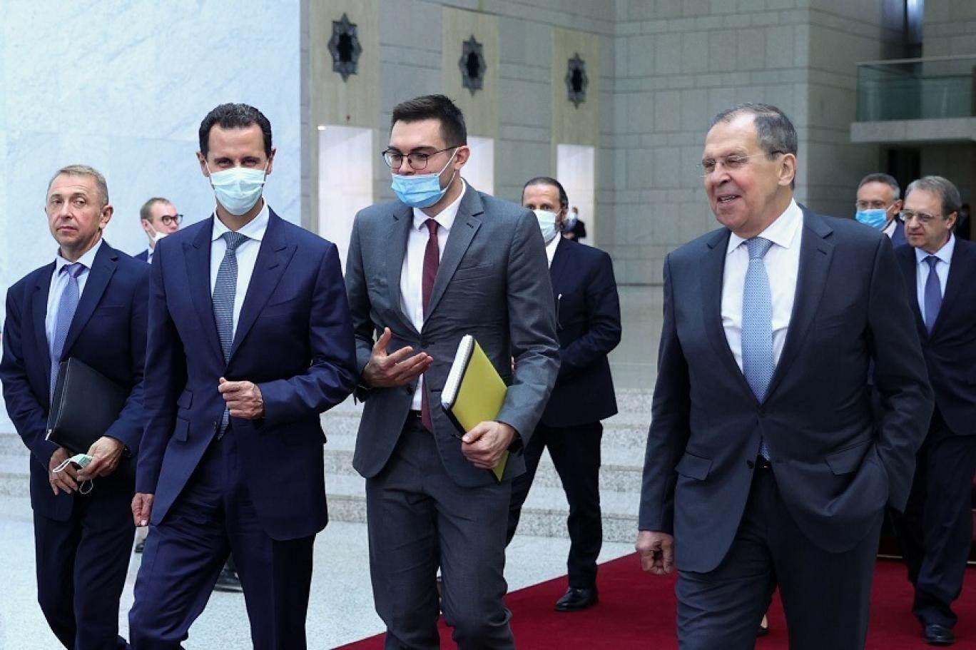 يمكن قراءة الزيارة الروسية مؤخراً إلى دمشق من خلال مقاربة غير عسكرية