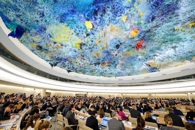 مجلس حقوق الانسان عبر عن قلقه بشأن استخدام قانون مكافحة الإرهاب ضد الأفراد