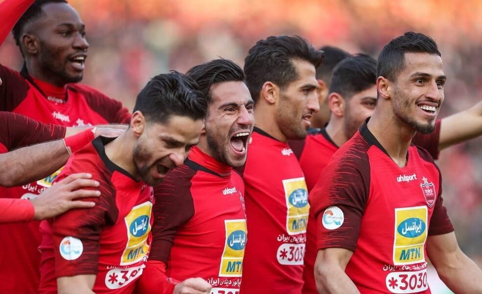 فاز برسبوليس بنتيجة 1-0