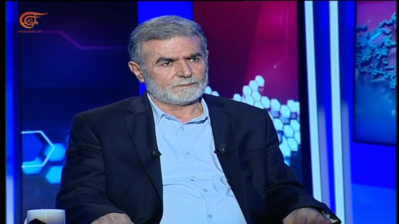 نخالة للميادين: موقف إيران ثقيل وهام جداً في مواجهة الاتفاقات مع الاحتلال