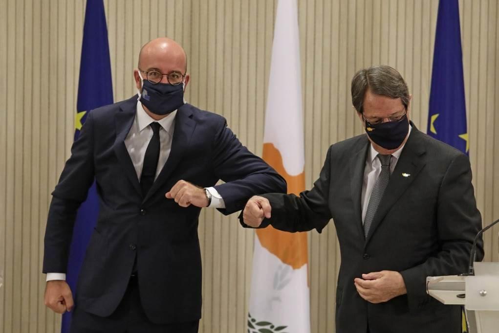 الاتحاد الأوروبي يؤكد وقوفه إلى جانب قبرص في خلافها مع تركيا