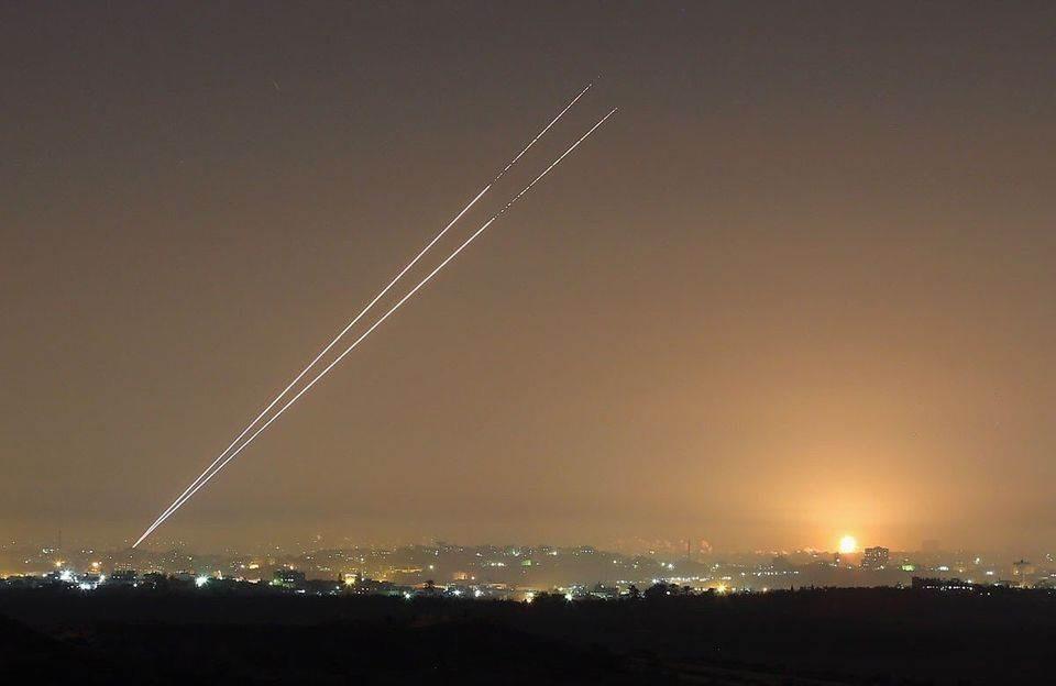 المقاومة الفلسطينية ترد على قصف مواقعها في غزة