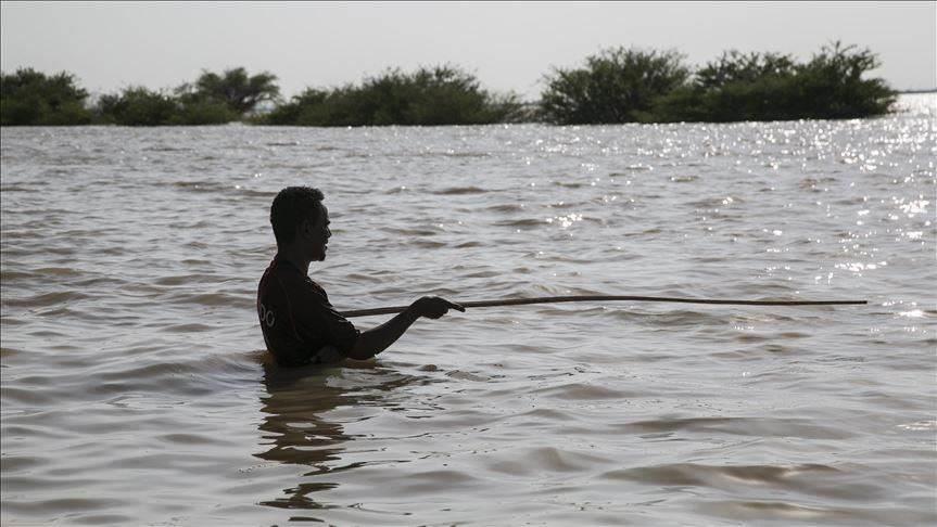 احصائات جديدة للاضرار جراء فيضان السودان