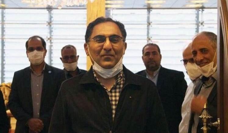 العالم الإيراني سيروس أصغري الذي رفض محاولات تجنيده من قبل مكتب التحقيقات الفدرالي.