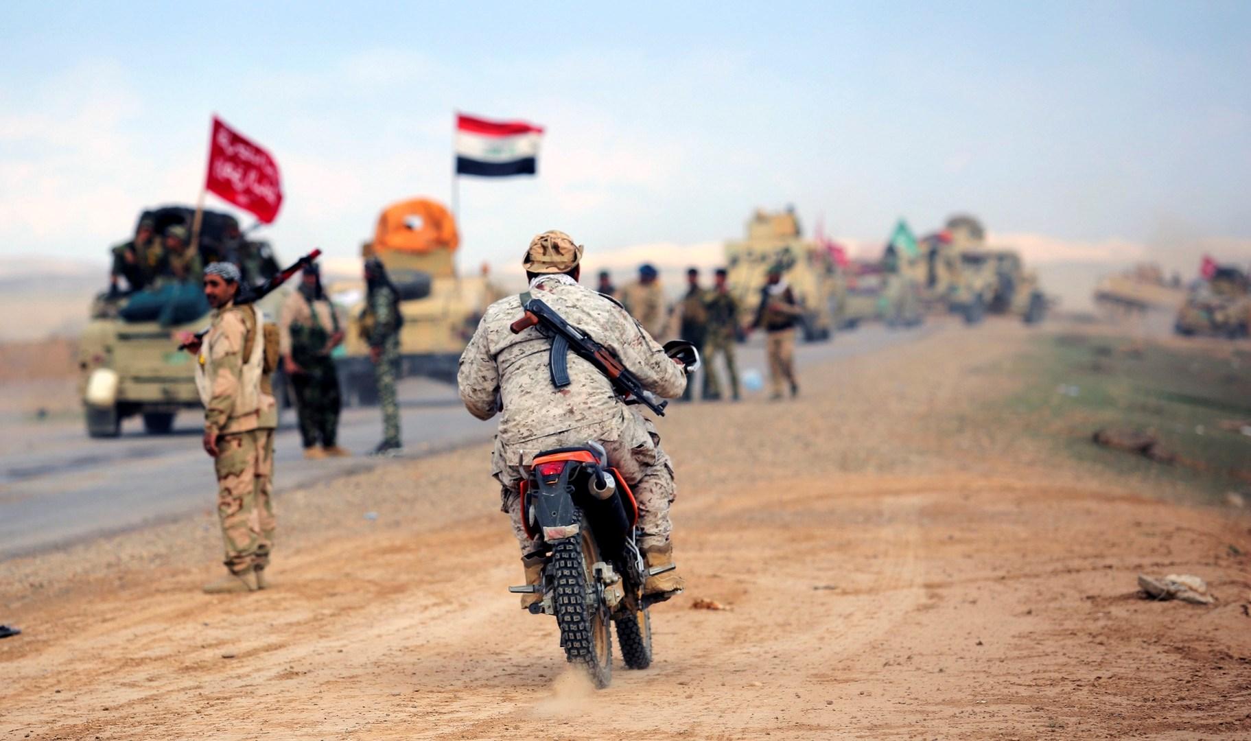 الحشد الشعبي  يعلن سقوط 3 شهداء من اللواء ستة عشر