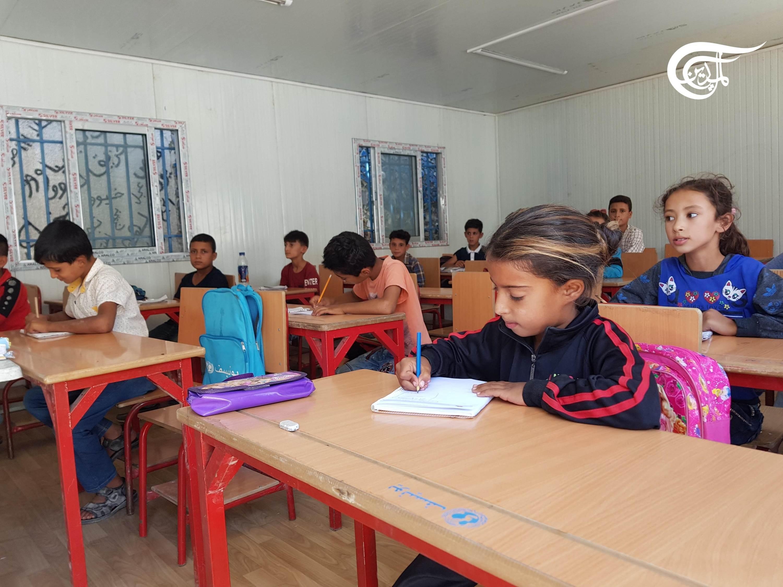 تعمل مديرية التربية الحكومية في محافظة الحسكة، على استيعاب أكبر عدد ممكن من الطلاب