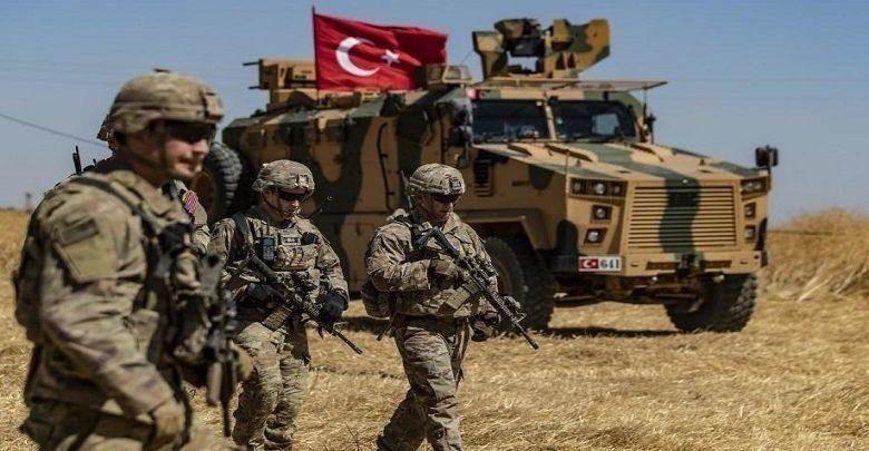 قوات عسكرية تركية في الأراضي الليبية