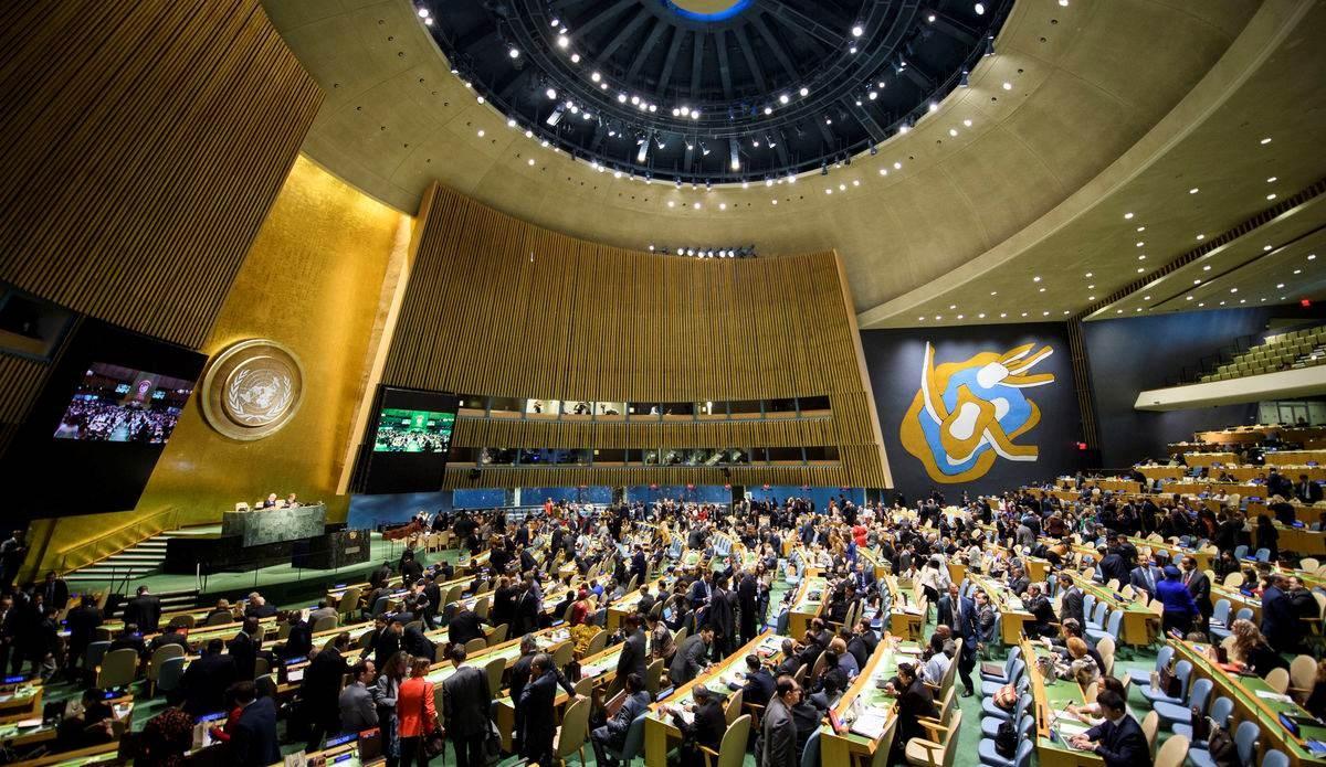 يتواصل الجزء الأساسي من اجتماع الجمعية العامة هذه السنة بين 21 أيلول/سبتمبر حتى 29 من الشهر.