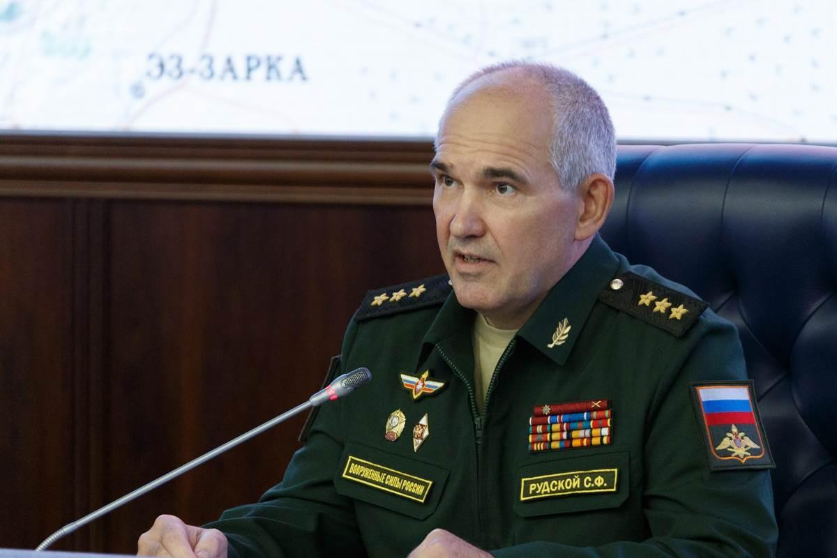 رئيس مديرية العمليات الرئيسية بهيئة أركان القوات المسلحة الروسية سيرغي رودسكوي.