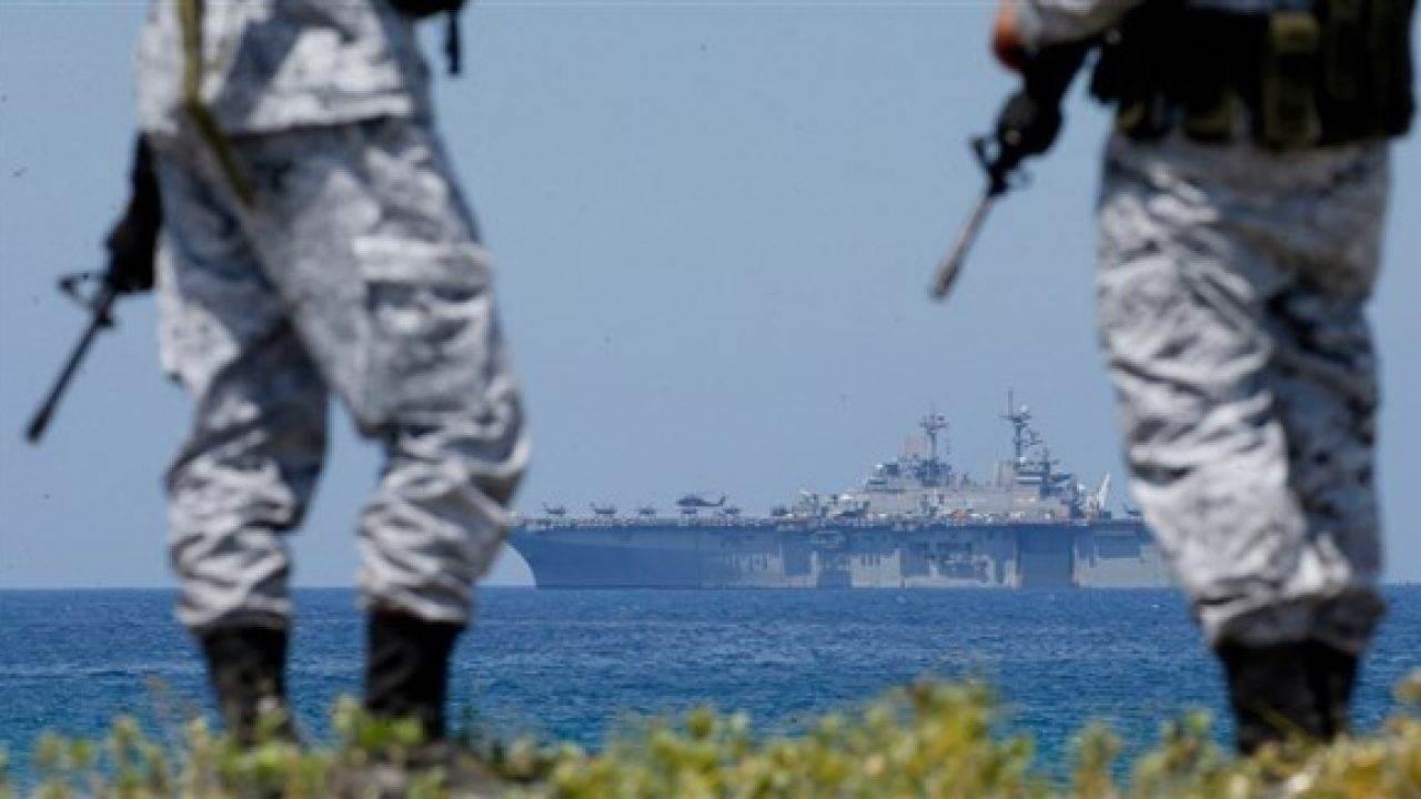 مناورات عسكرية في الصين تزامنا مع زيارة مسؤول أمريكى لتايوان