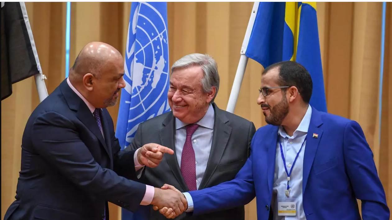 جرى الاتفاق بين الأطراف اليمنيين على إعداد لوائح بأسماء المنوي إطلاق سراحهم