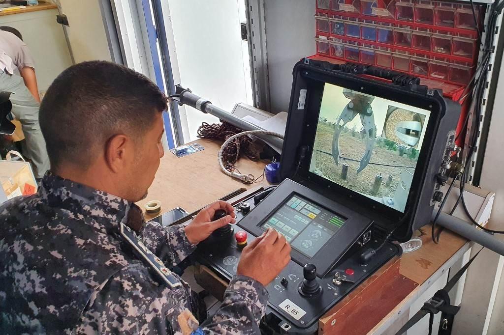 إدارة التحقيقات الجنائية تقدّم تقارير إلى حكومة الوفاق الوطني في طرابلس (أ ف ب).