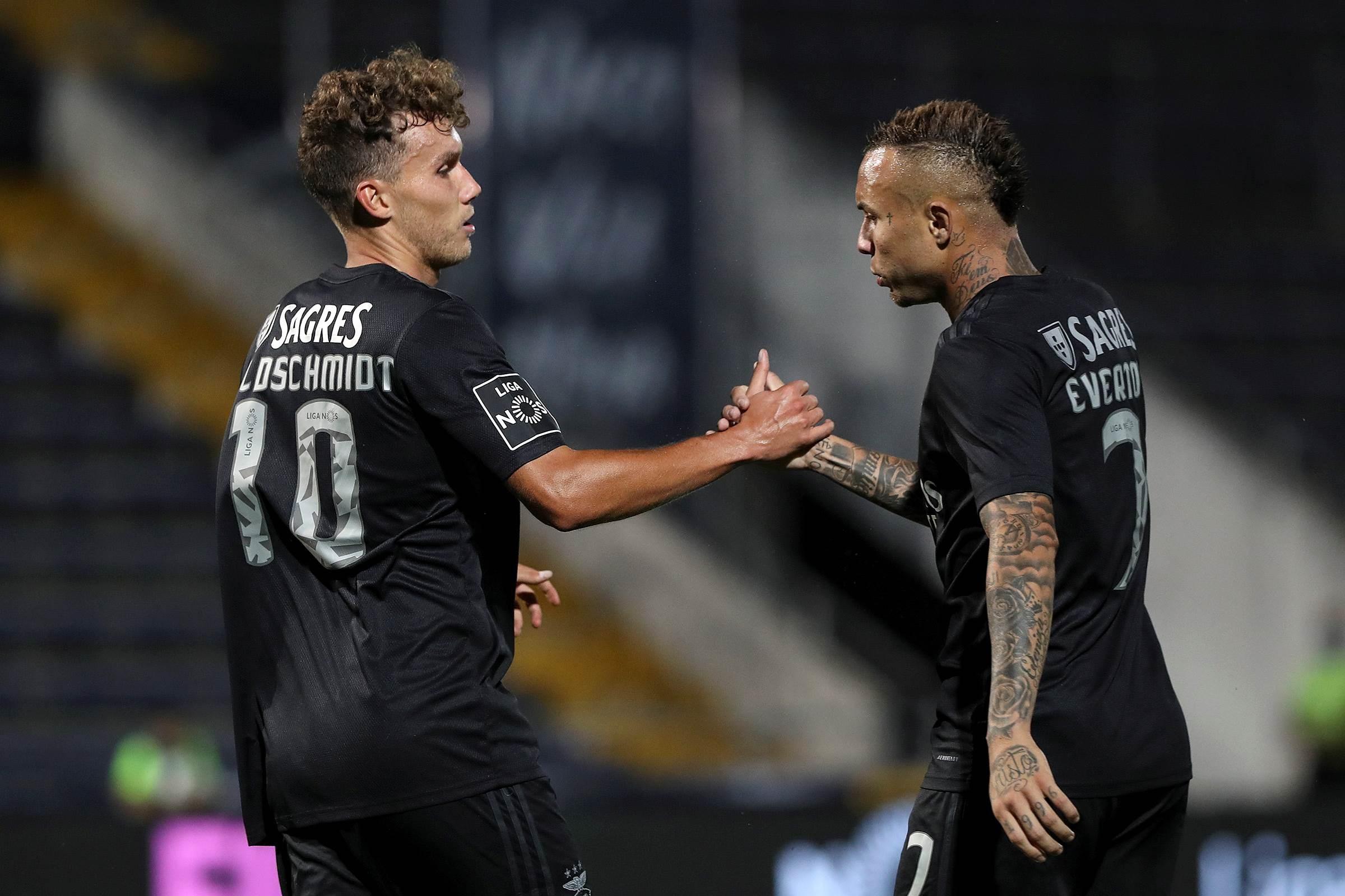 الدوري البرتغالي: بنفيكا يفتتح الموسم بخماسية