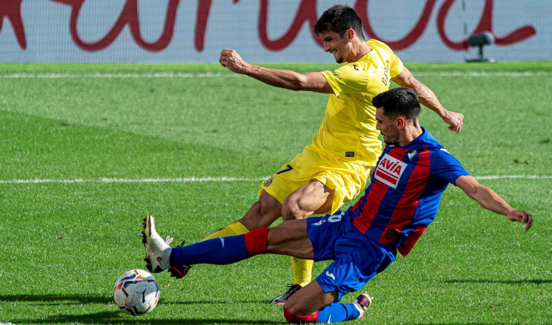 الدوري الإسباني: فياريال يحقق انتصاره الأول بشق الأنفس