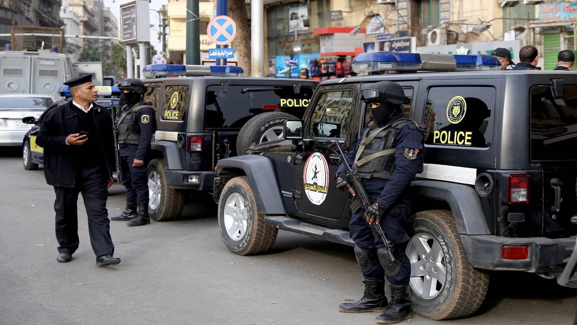 الداخلية المصرية تؤكد استقرار الحالة الأمنية