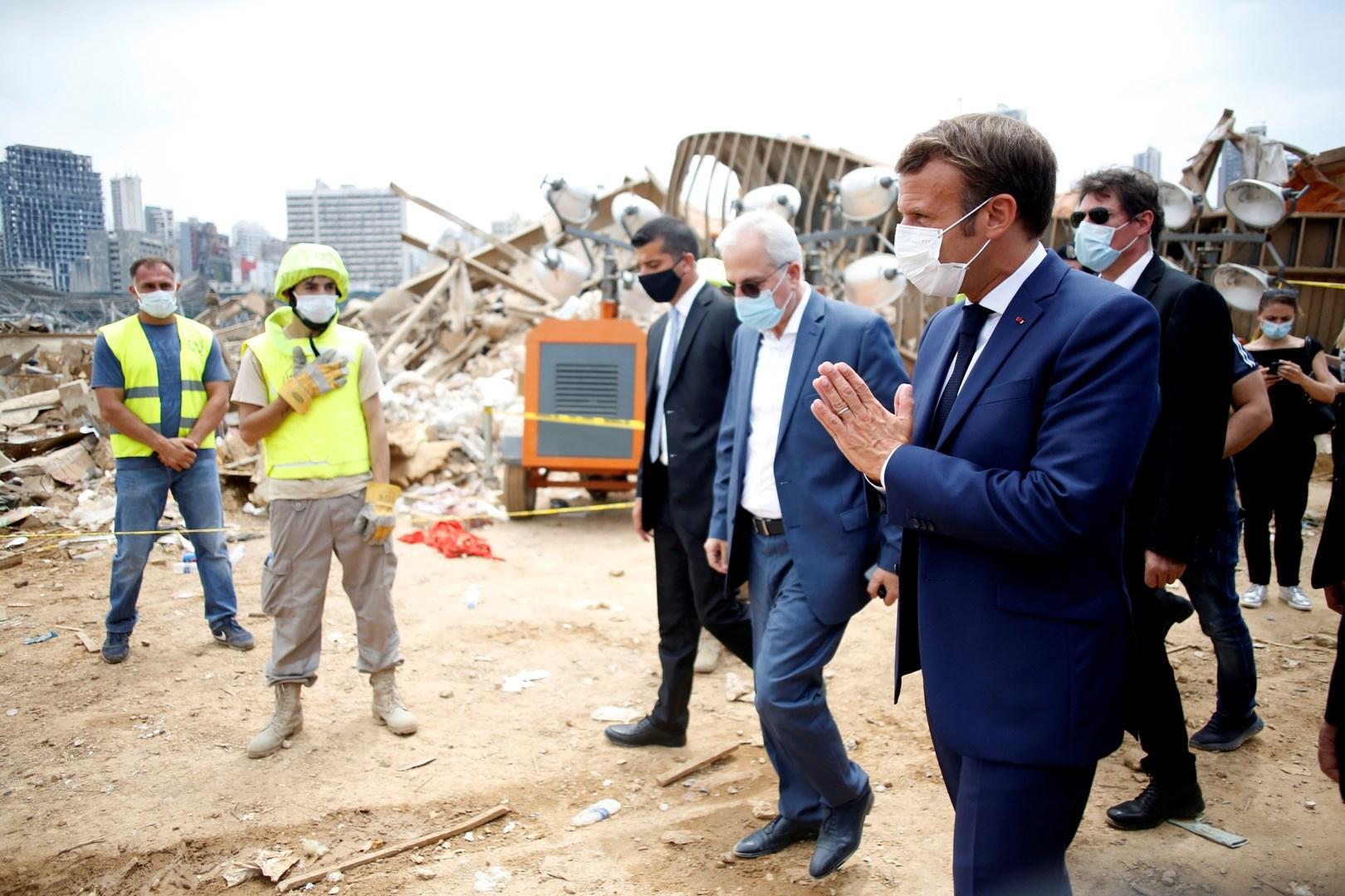 الأميركيون والطموحات الفرنسية المحبطة