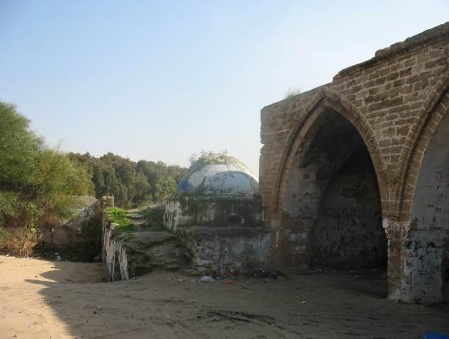 بقايا مقام ومسجد النبي روبين