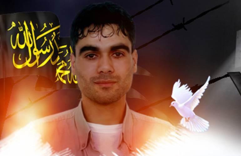 الأسير محمود العارضة  يدخل عامه الـ25 في الأسر