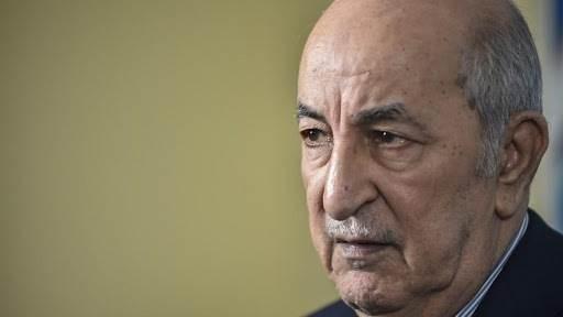 تبون: نتحملمسؤولية كاملة لحل الأزمة في ليبيا