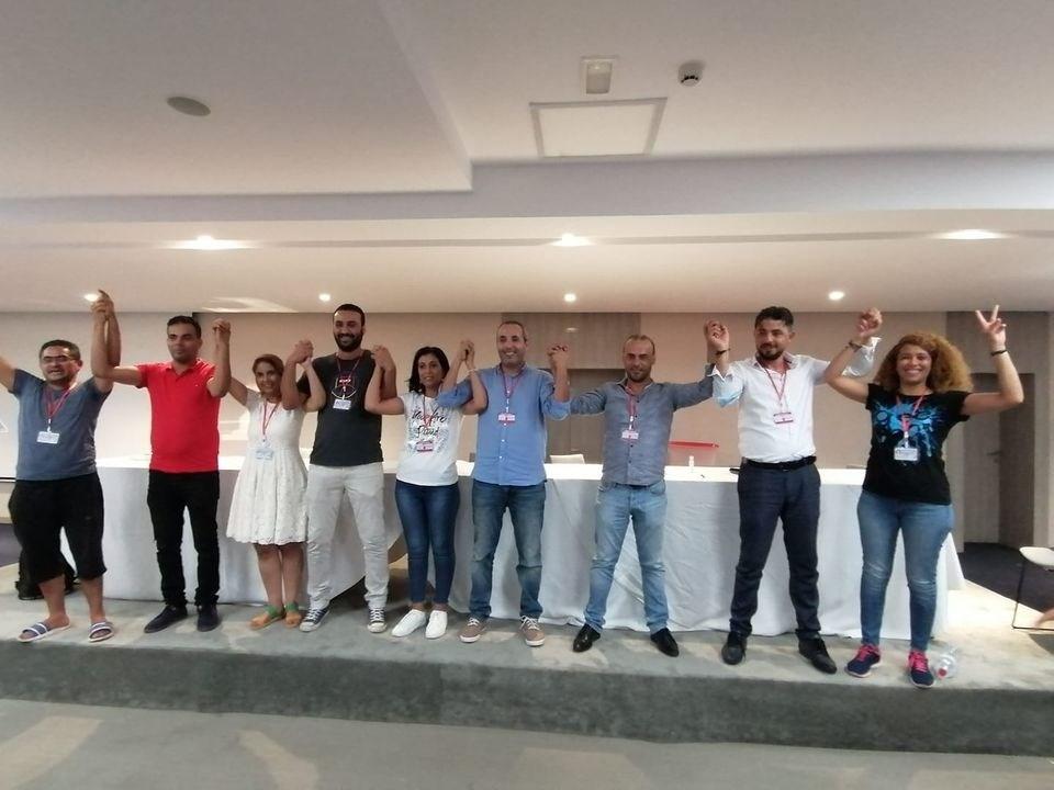 أغلب الفائزين في انتخابات النقابة الوطنية للصحفيين التونسيين هم من الشباب والجيل الجديد