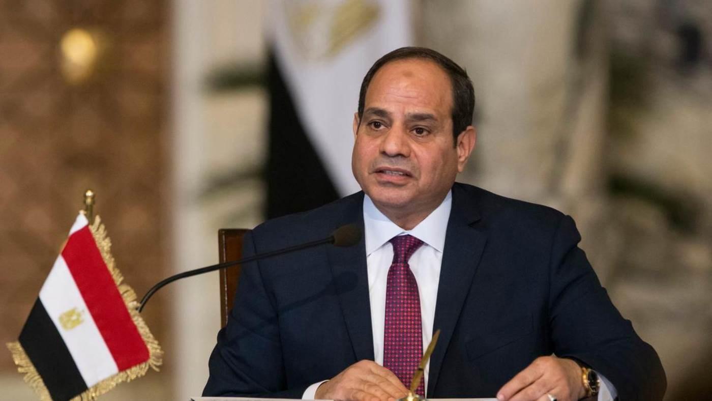 تظاهرات احتجاجية في مصر للمطالبة برحيل السيسي