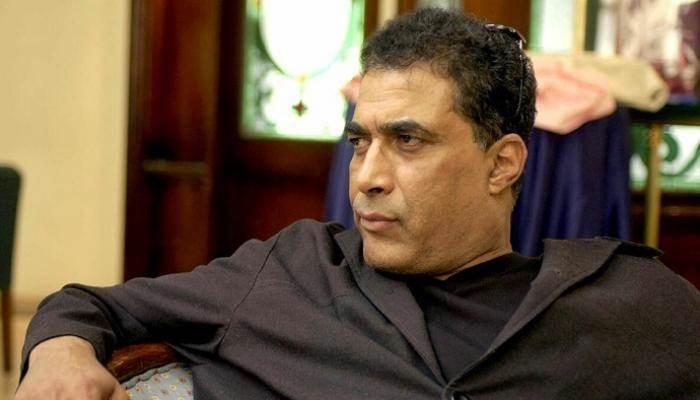 الفنان المصري الراحل أحمد زكي