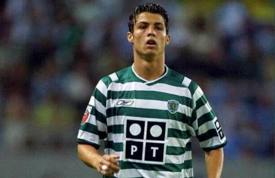 بدأ رونالدو مشواره في صفوف سبورتنغ لشبونة