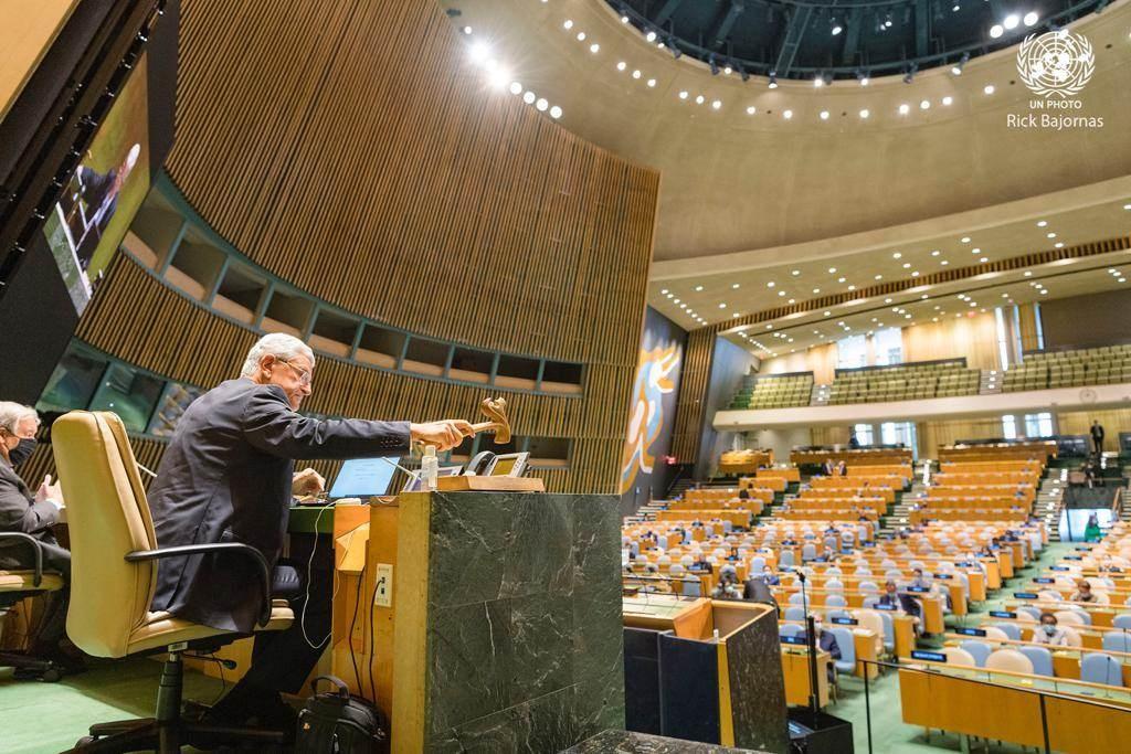مواجهة افتراضية في الأمم المتحدة بين الصين وأميركا