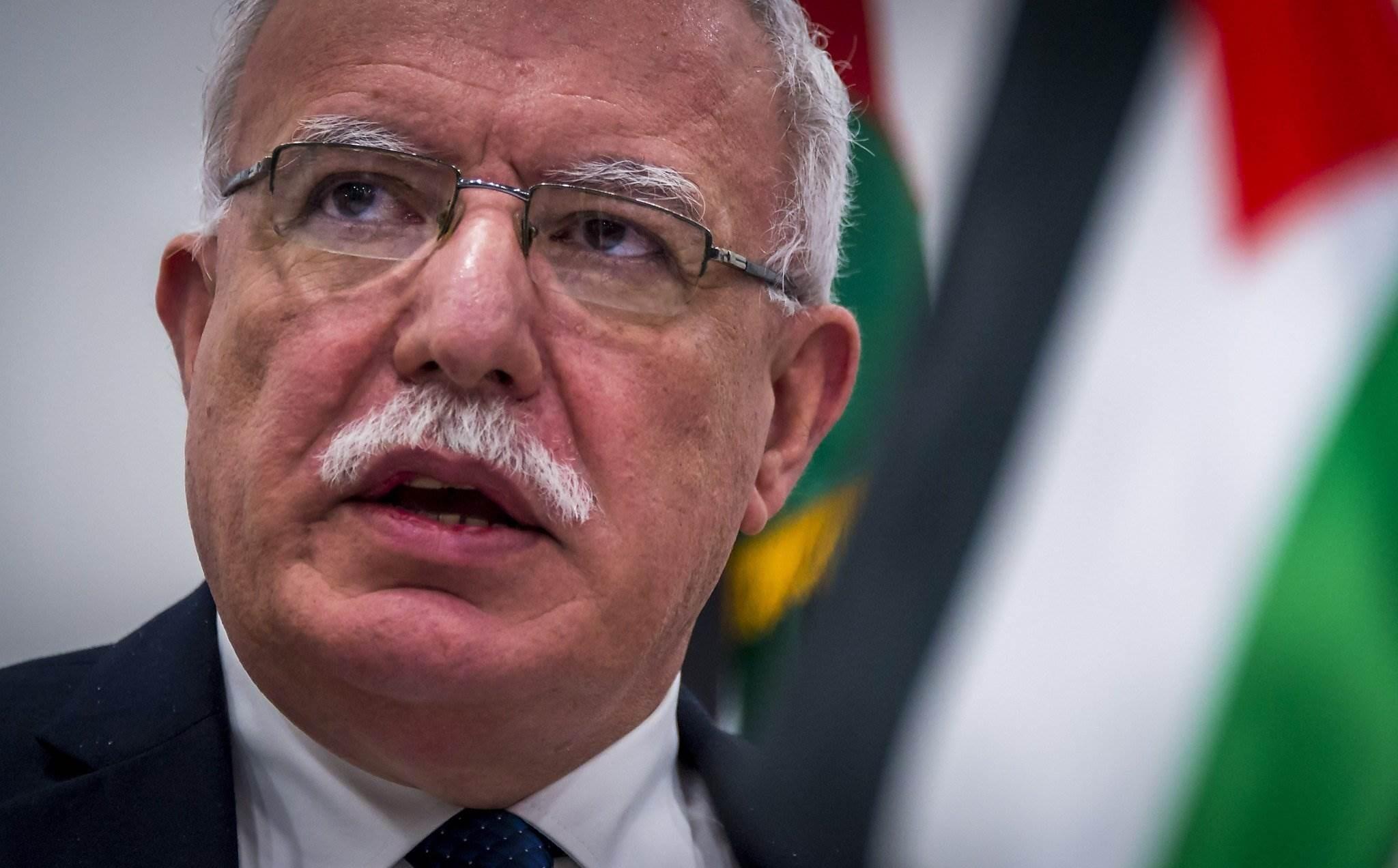 المالكي: لا يشرفنا رؤية الدول العربية تهرول للتطبيع مع الاحتلال خلال رئاستنا لمجلس الجامعة (أ.ف.ب)