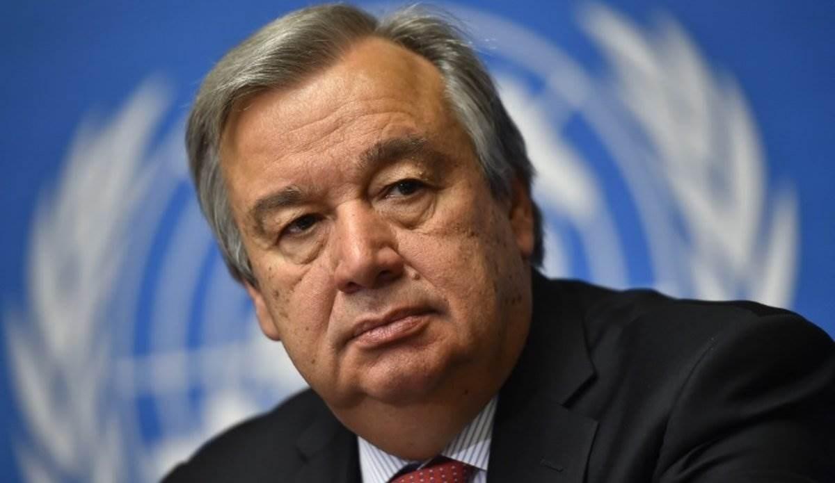 غوتيريش: لإنهاء النزاعات المسلحة خلال 100 يوم
