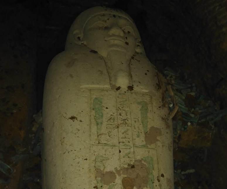 مصر: إكتشافات أثرية مثيرة في المنيا