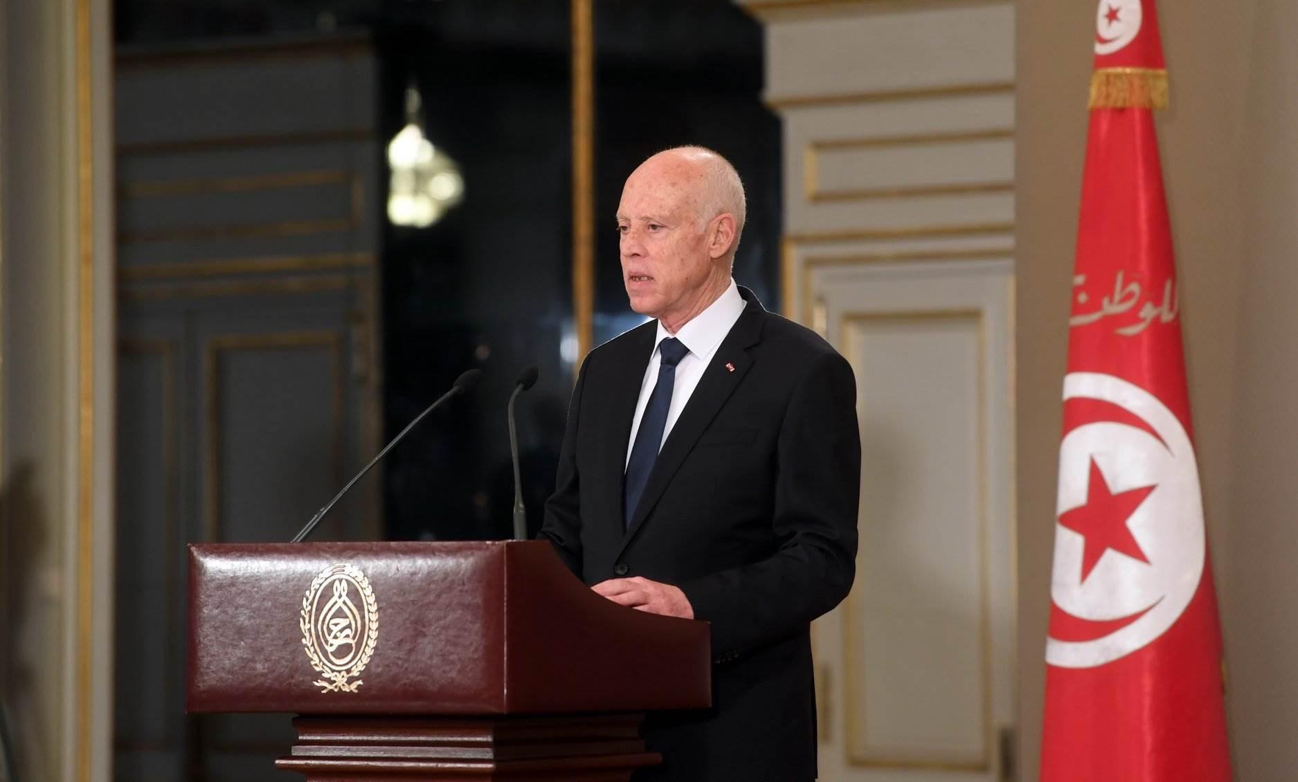 سعيّد في اختتام الدورة الـ38 لرؤساء البعثات الدبلوماسيّة والبعثات الدائمة والقنصليّة في تونس