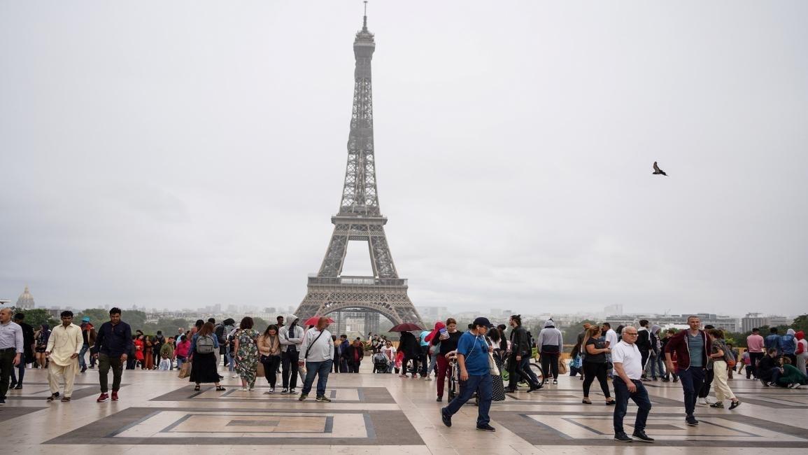 برج إيفل في باريس